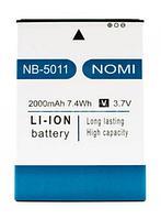 Аккумуляторная батарея Nomi NB-5011, оригинал