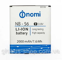 Аккумуляторная батарея Nomi NB-56, оригинал