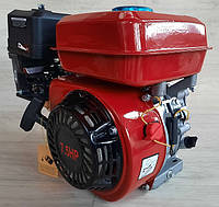 Двигатель бензиновый DDE 170FB 7.5 л.с. вал 20 мм шпонка, фото 1