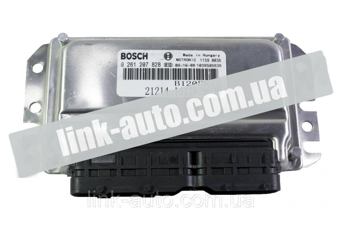 Блок управления ВАЗ 21214-1411020-30 Bosch