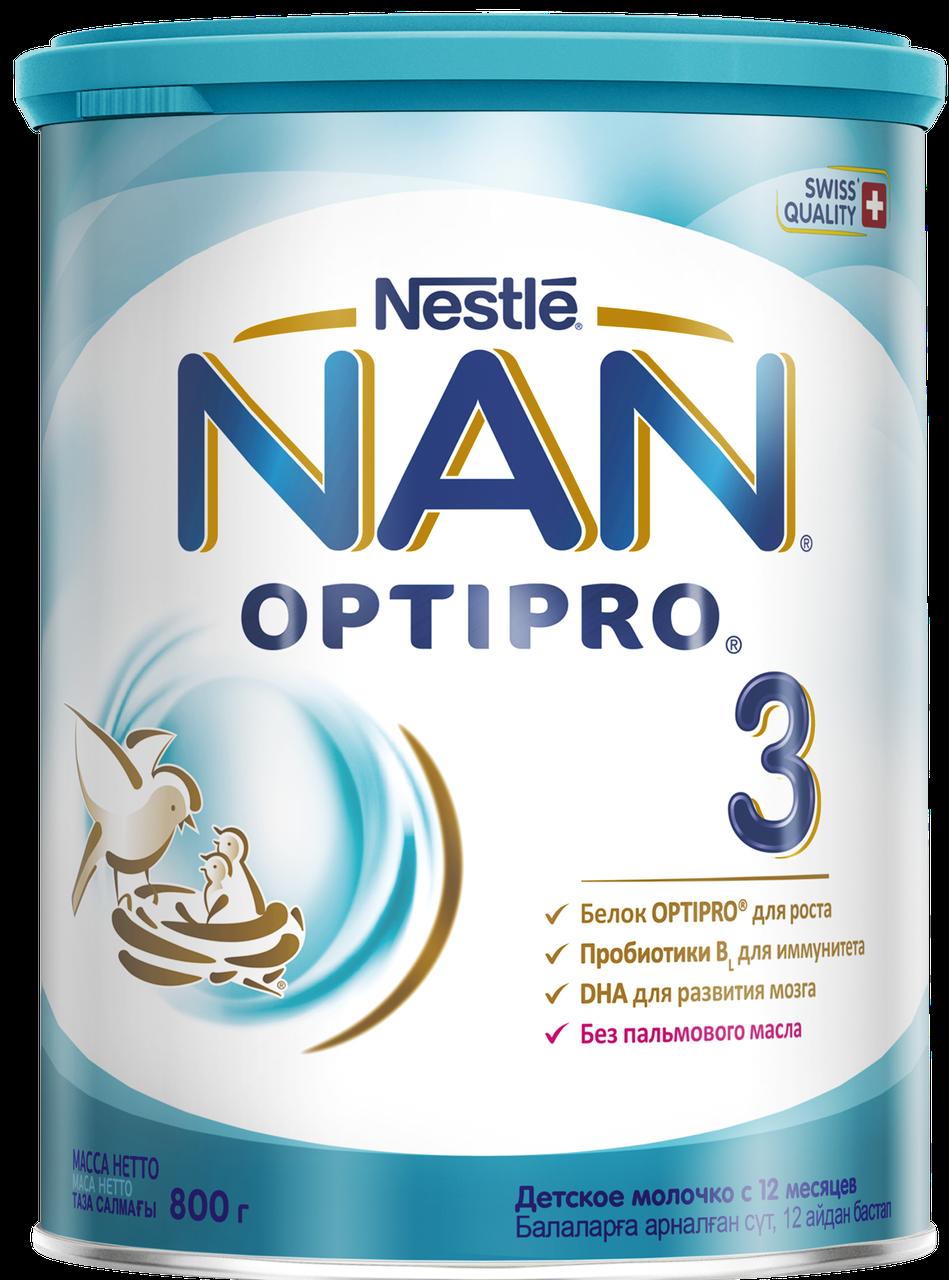 NAN 3 800 г. с 12 мес.