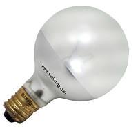 Лампа інфрачервона дзеркальна кульова ИКЗШ 127-1000 Е40