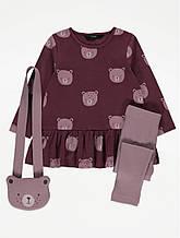 Дитячий комплект для дівчинки 5-6 років George Англія Розмір 110-116