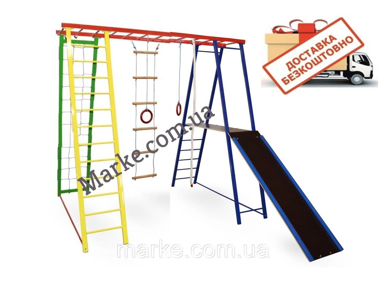 Детский спортивный комплекс Дисней размером 170*140*170см (ДхШхВ) ( спортивний комплекс )