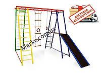 Детский спортивный комплекс Дисней размером 170*140*170см (ДхШхВ) ( спортивний комплекс ), фото 1