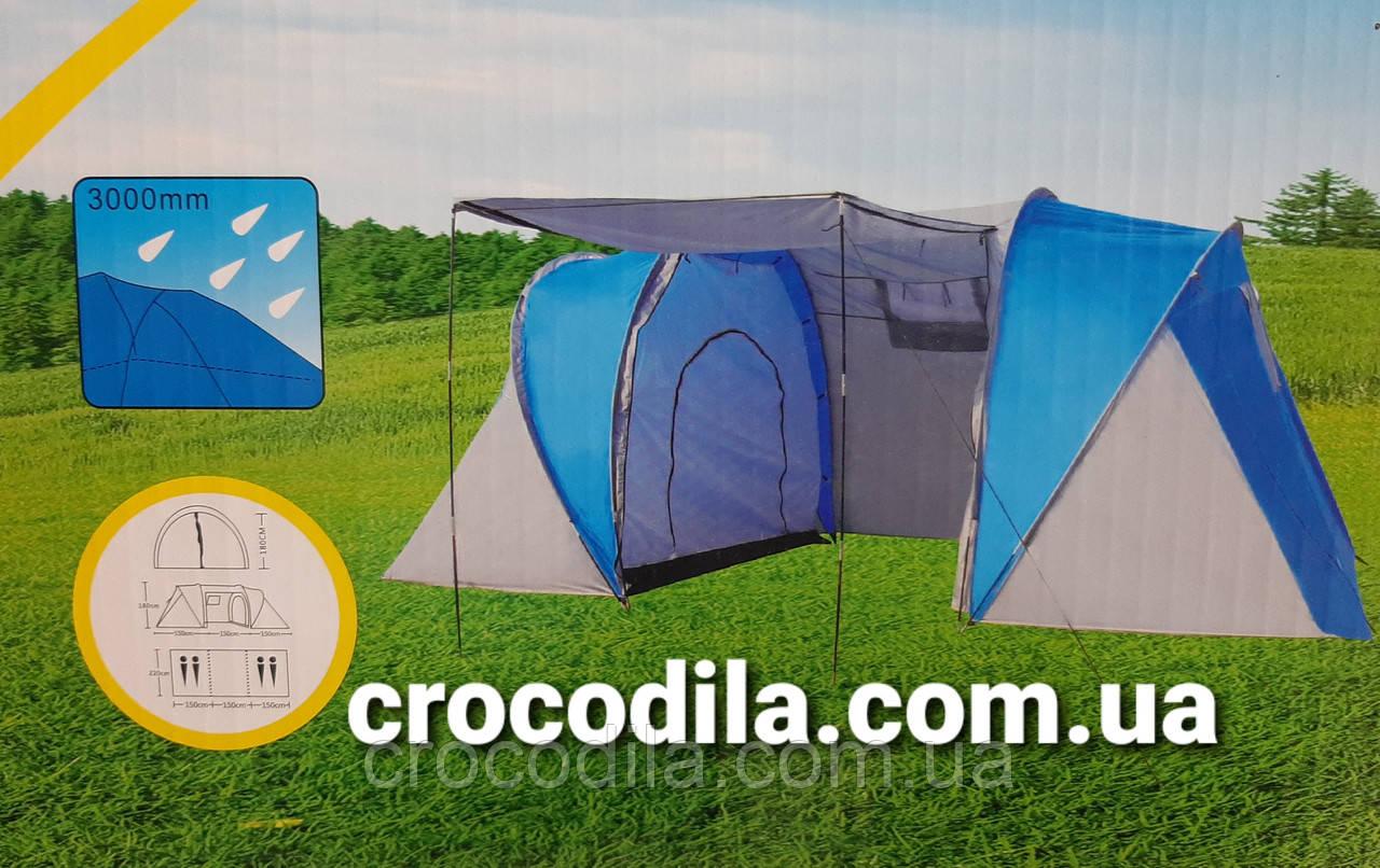 Палатка кемпинговая 6 местная 2788