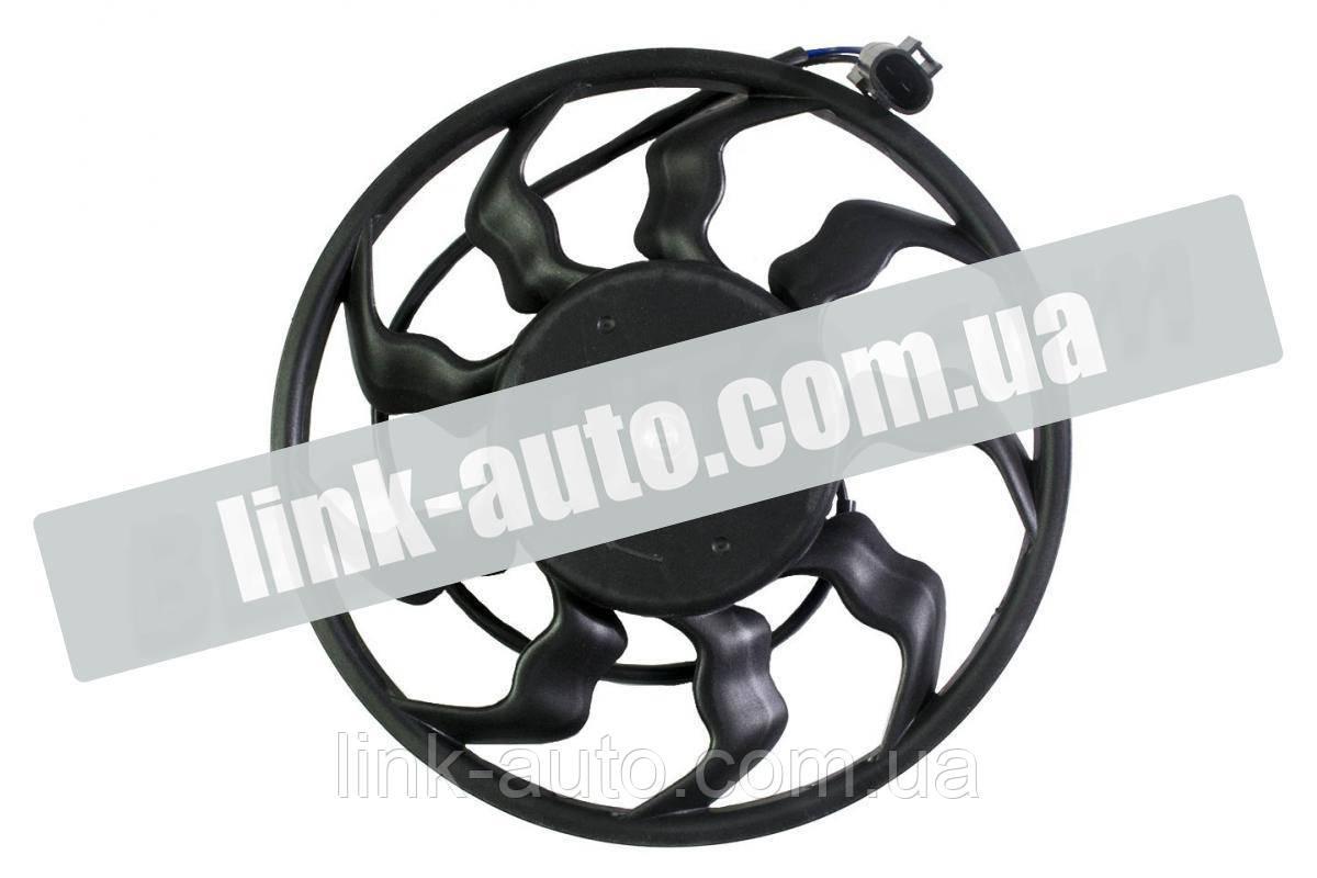 Вентилятор кондиціонера додат. 2170 HALLA (Luzar)