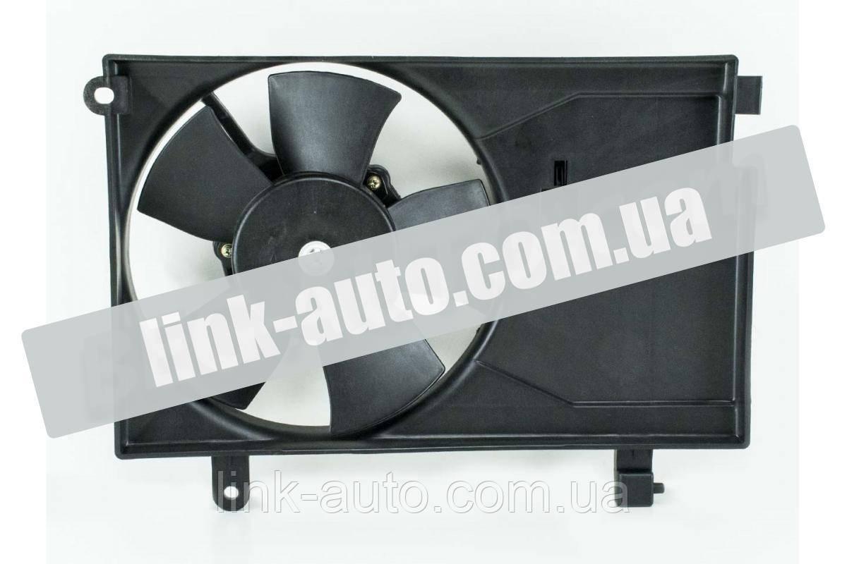 Вентилятор кондиціонера додат. Aveo (Genuine)+дифузор