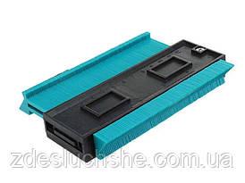 Инструмент измерительный Wolfcraft Irregular ruler размеры контура 5 дюймов 125 мм SKL11-209833