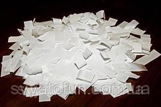 Конфетти Метафан белый 250г