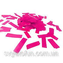 Конфетти Метафан розовый 250г