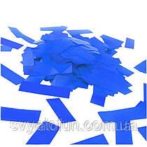 Конфетти Метафан синий 50г