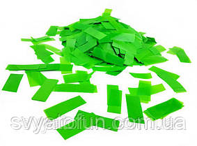 Конфетти Метафан зеленый 250г