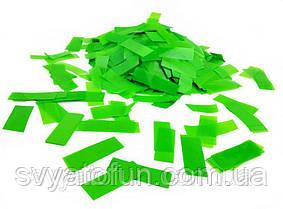 Конфетти Метафан зеленый 50г