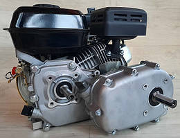 Двигун бензиновий Кентавр ДВЗ-210БС (7.5 л. з) вал 20мм + понижуючий редуктор з відцентровим зчепленням.