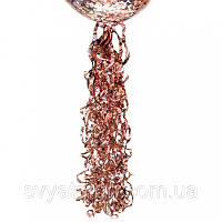 Спираль Тассел розовое золото