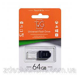 Накопичувач Usb Flash Drive T and G 64gb Mini 010 SKL11-232561