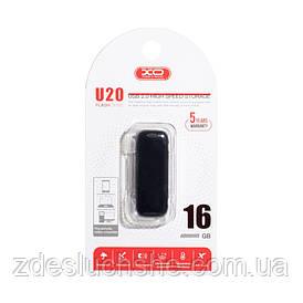 Накопичувач Usb Flash Drive XO U20 16GB SKL11-232536