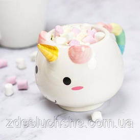 Керамічна чашка Єдиноріг SKL32-152731
