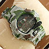 Надежные спортивные наручные часы G-Shock DW-6900 Militari Gray 6037