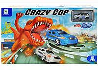 Трек Crazy Cop 660-117