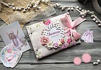 Книга пожеланий для девочки (конверт для локона), фото 1