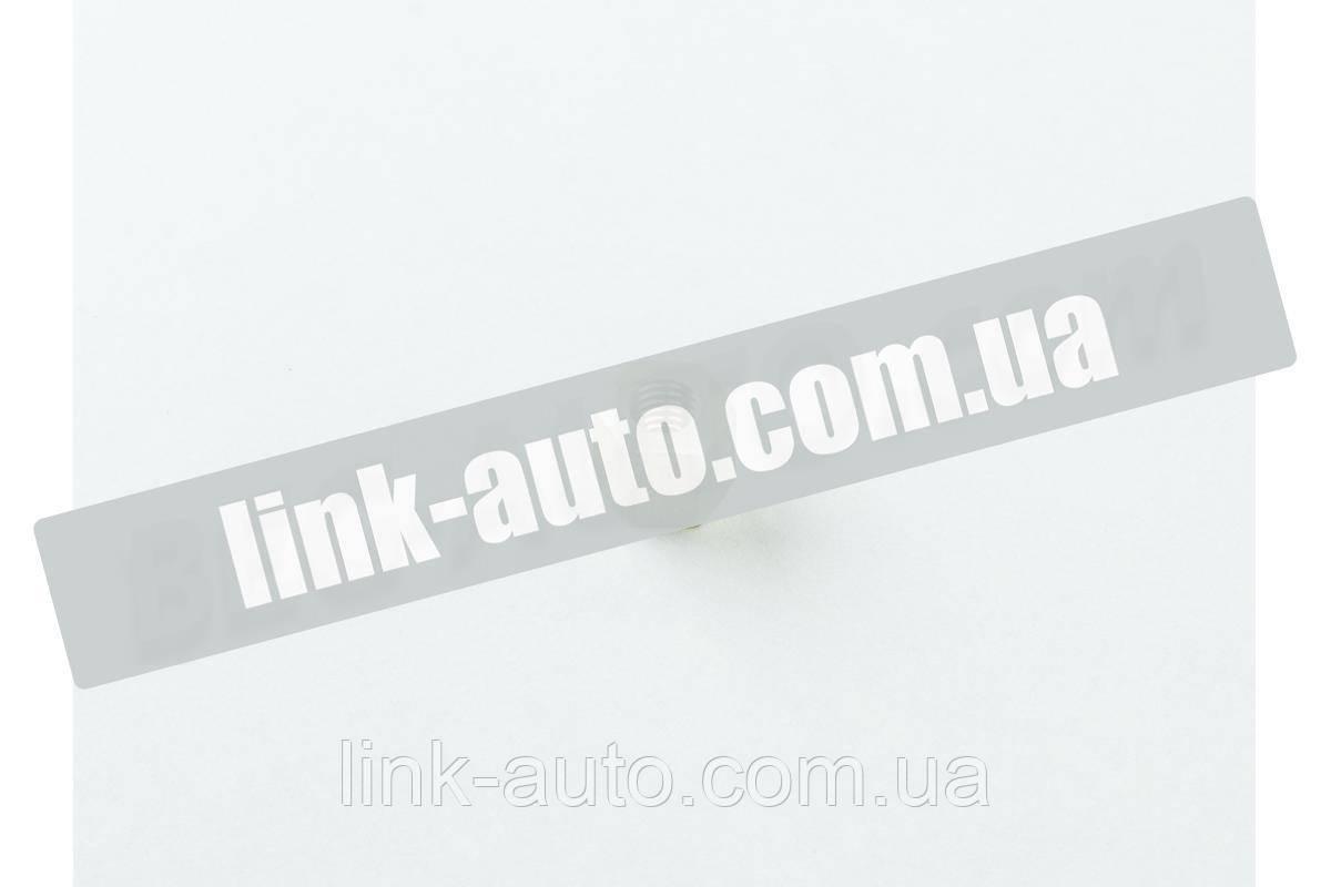Гайка М ВАЗ 8х1,25 колектор+штани латунь 01-08 (калібрована)