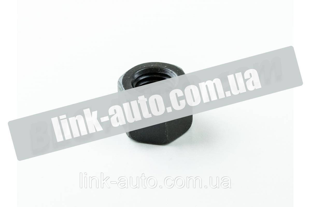 Гайка КАМАЗ колісна Н=27 (чорна)