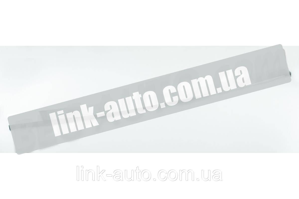 Накладка на бампер (шабля) передня 2107 (Завод ПЛАСТИК)