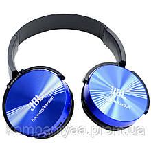 Провідні накладні навушники з мікрофоном JBL MDR-XB450AP
