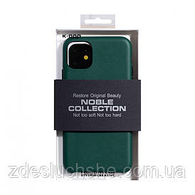 Чохол силікон K-Doo Noble Collection for Apple Iphone 11 SKL11-233690