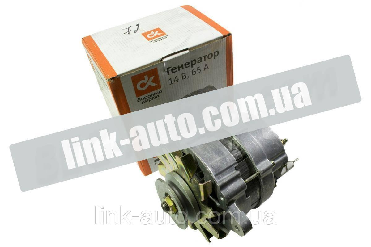 Генератор ГАЗ-53 65 14В (ДК)
