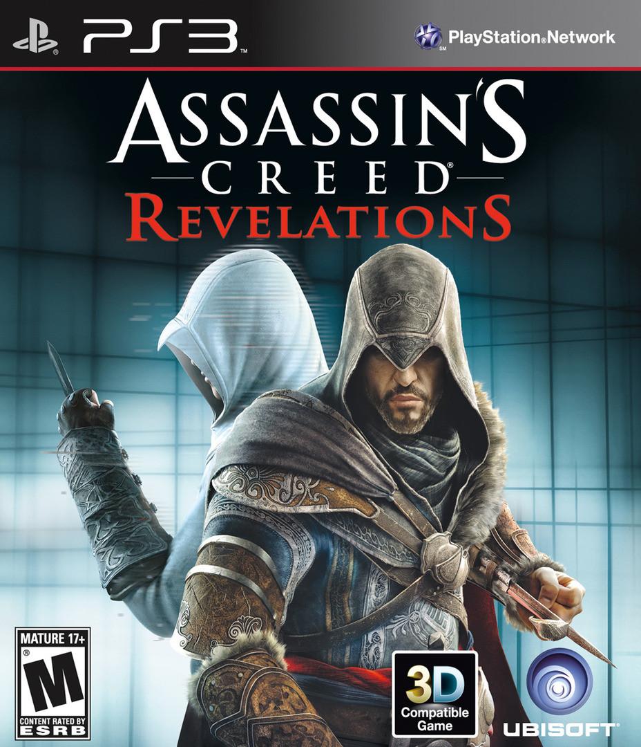 Игра для игровой консоли PlayStation 3, Assassin's Creed: Revelations (БУ)