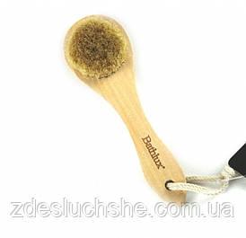 Щетка Bathlux банная с натуральным ворсом 4.5х14.4 см 90513 SKL11-132108