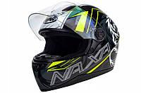 МОТОШОЛОМ Шлем NAXA інтегральний F20/E/S, фото 1