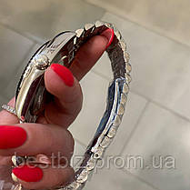Годинники чоловічі наручні Breitling A23870 Chronographe Silver-Black / репліка ААА класу, фото 3