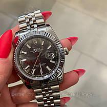 Годинники чоловічі наручні Breitling A23870 Chronographe Silver-Black / репліка ААА класу, фото 2