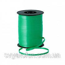 Стрічка для куль пастель зелена 300м Україна