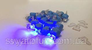 Світлодіод для повітряних куль синій