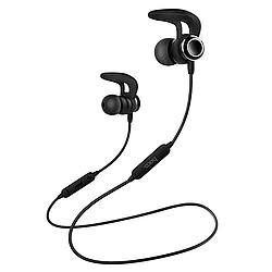 Беспроводные вакуумные bluetooth наушники HOCO ES22 спортивные с микрофоном black