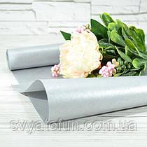 Папір флористична 008 срібло