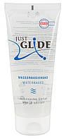 Интимный лубрикант Just Glide Waterbased, 200 мл, фото 1