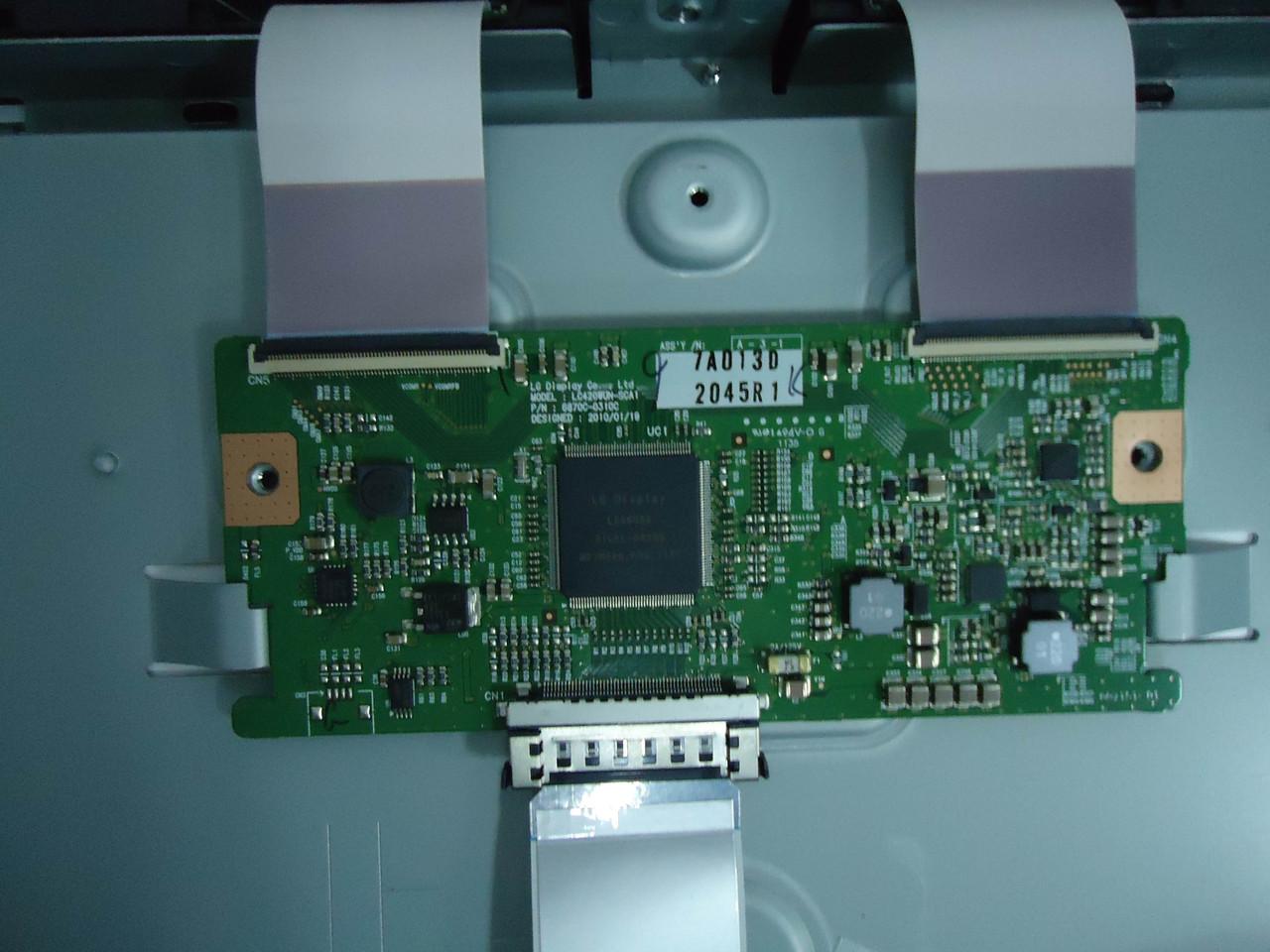 TCON 6870C-0310C телевизора LG 42LK430
