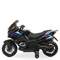 Мотоцикл детский M 4272EL-2 черный, фото 1