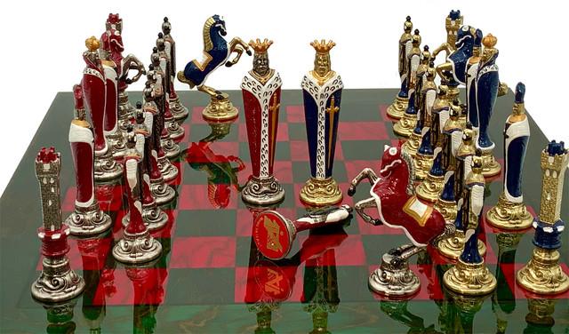 Коллекция Rinascimento Fiorentino. Шахматы подарочные Italfama