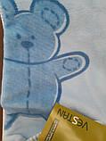 Manterol. Плед- одеяло для новорожденного Baby Vestan( Испания ), фото 3