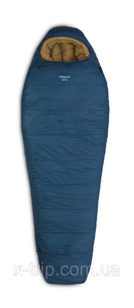 Спальный мешок Pinguin Micra 2020 Синий, 185, Левая