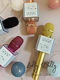 Микрофон караоке Q9, фото 3