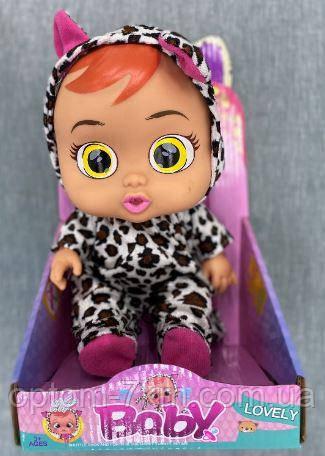 Интерактивная кукла пупс Плачущий младенец Плакса Дотти Cry Babies Dotty 3932 VJ