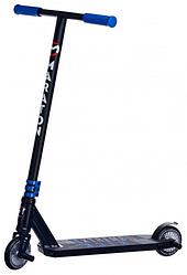 Трюковый самокат Maraton Dexter,  2 пеги, Hic, колеса 110мм, синий